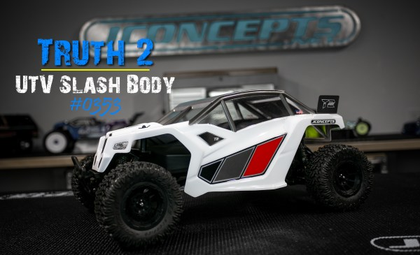 Rc Traxxas Slash Custom Bodies - Year of Clean Water