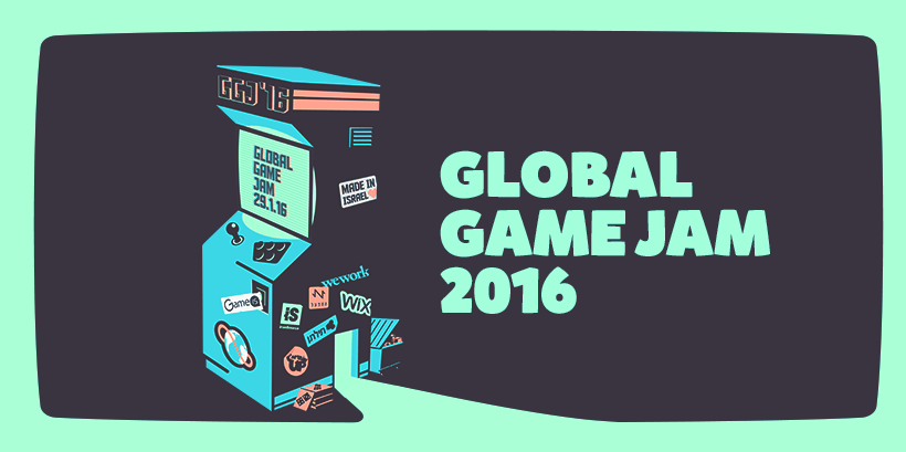 How We Jammed at Global Game Jam 2016