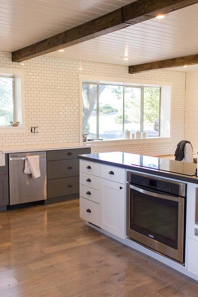 subway tiles in kitchen faucet installation cost chronicles a diy tile backsplash part 1 jenna sue design blog