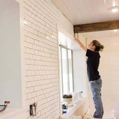Subway Tile For Kitchen Black Cabinet Hardware Sheets Hobit Fullring Co Chronicles A Diy Backsplash Part 1 Jenna Sue