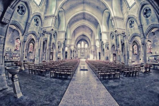 Rambouillet's Church