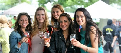 This Week at Monmouth Park: Wine & Chocolate Festival!