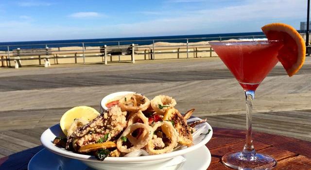 Jersey Shore Oceanfront Dining