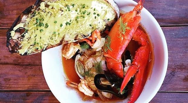 jersey shore fall menus
