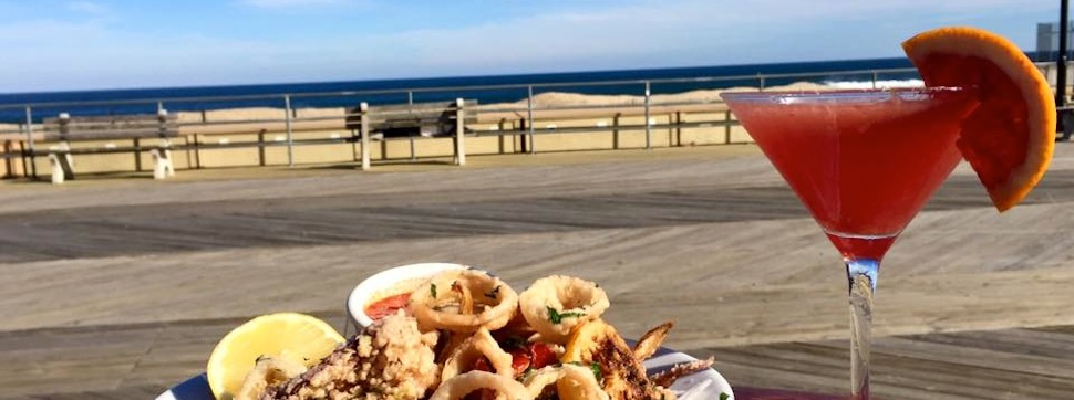 """Asbury Park Restaurants: Where to Eat, Drink, and Play in the """"City by the Sea"""""""