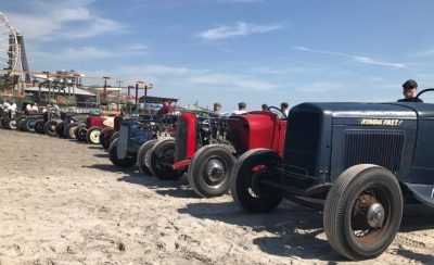The Race of Gentlemen Brings Back Roadsters and Motorcycles to the Shores of Wildwood Beach
