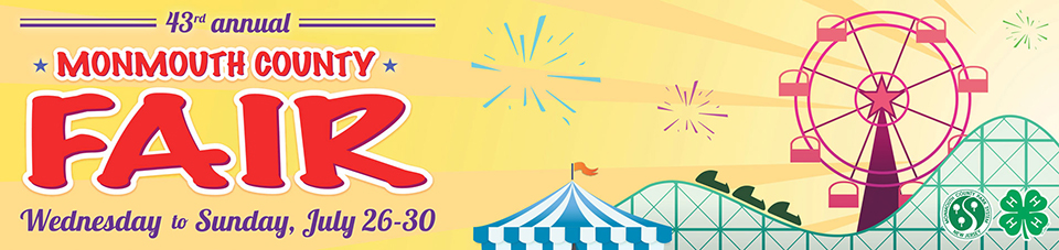 Rides, Entertainment, Food and More at the 2017 Monmouth County Fair!