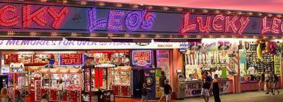 This Week in Seaside Heights: Italian Street Festival, Columbus Day Parade, and Lucky Leo's Arcade!