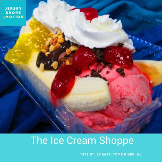 jersey shore ice cream