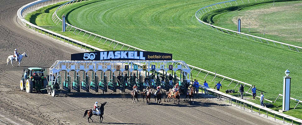 This Week at Monmouth Park: Haskell Invitational and Ladies Weekend