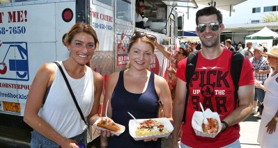 This Week at Monmouth Park: Surf & Turf Seafood Festival and DJF Charity Event!