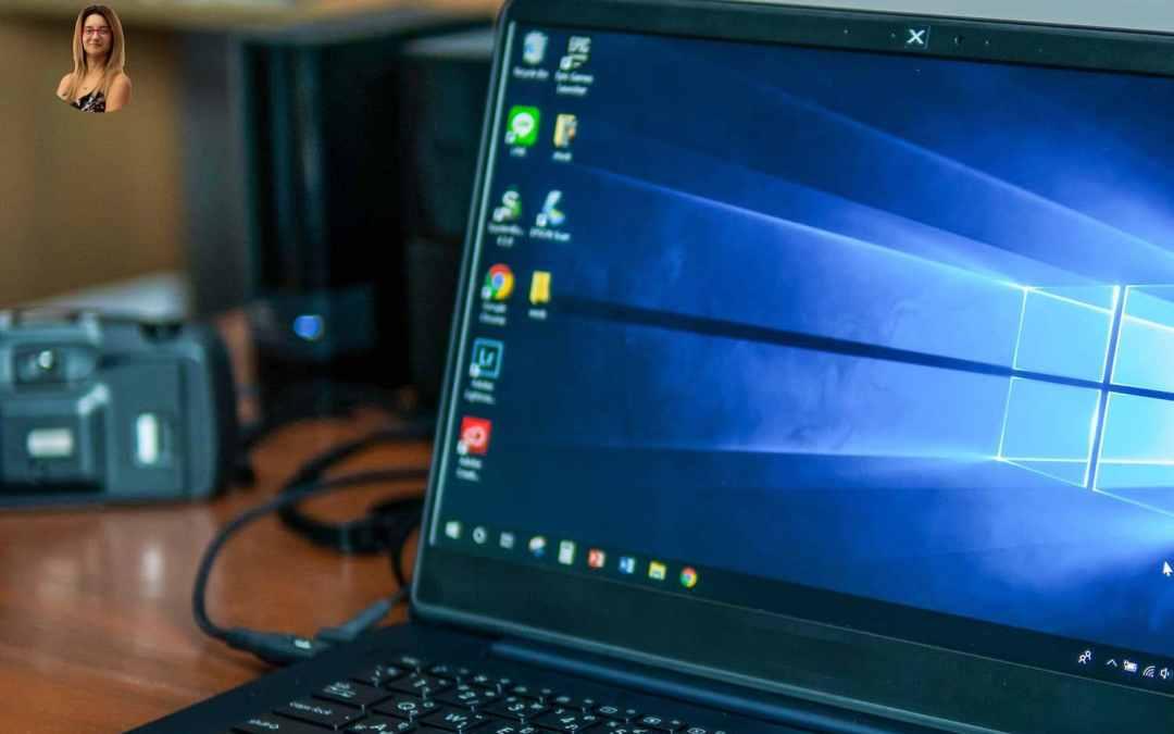 Ti sono sparite le icone dei file in una cartella del computer?