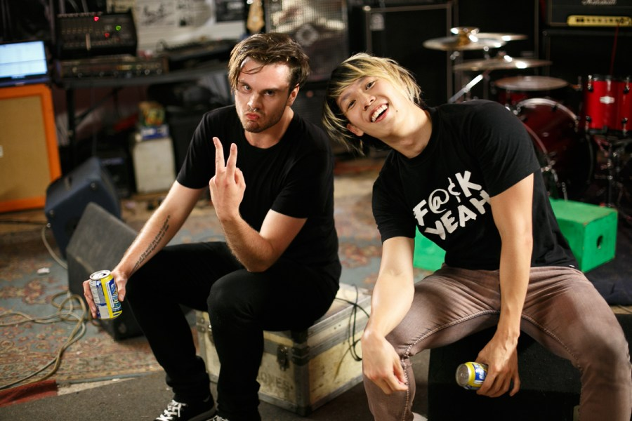 John and Gary
