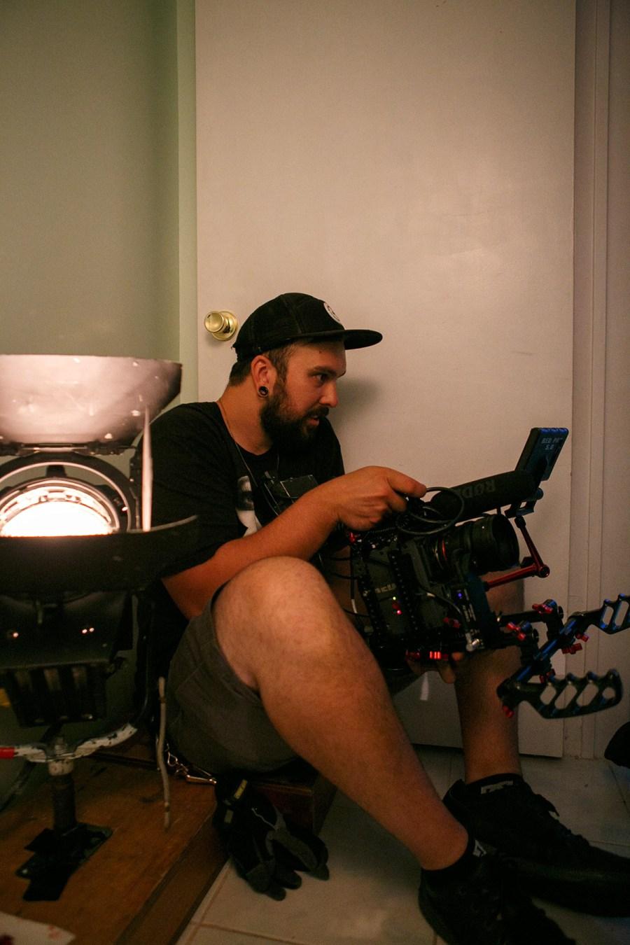 Red Handed Denial Trespasser MV Shoot