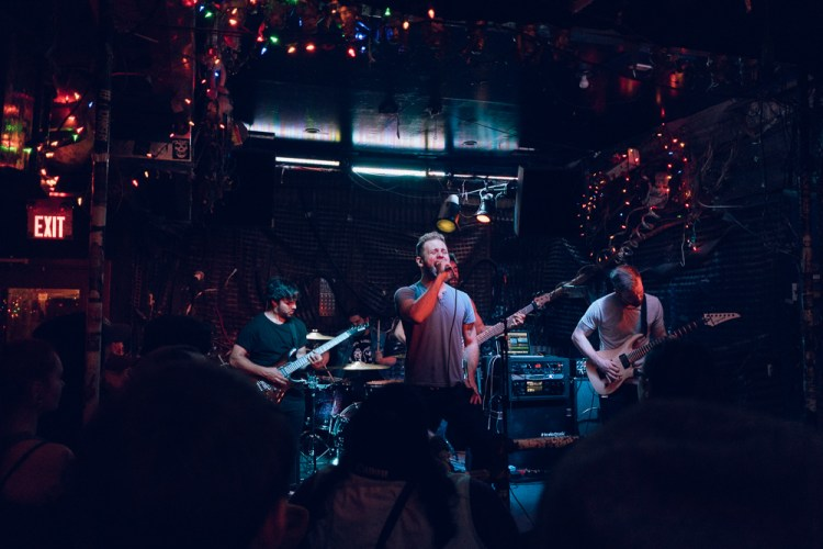 The Frame Defect at Bovine Sex Club in Toronto, ON