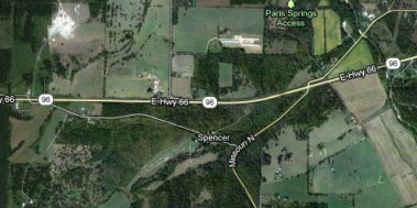 Imagery ©2013 DigitalGlobe, USDA Farm Service Agency, Map data ©2013 Google.