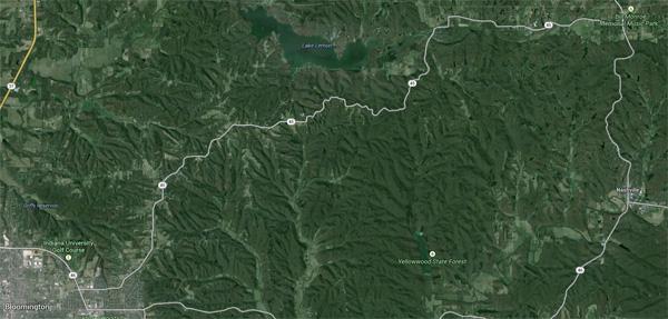 Imagery c 2013 Google. Map data c 2013 Google.