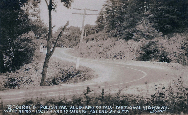 MD NR Polish Mountain 1920s maybe proc