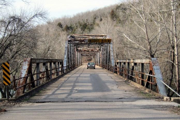 1923 Devils Elbow Bridge, Pulaski County, Missouri