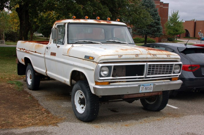 1970 Ford F250 b