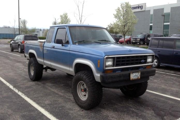 1988 Ford Ranger STX a