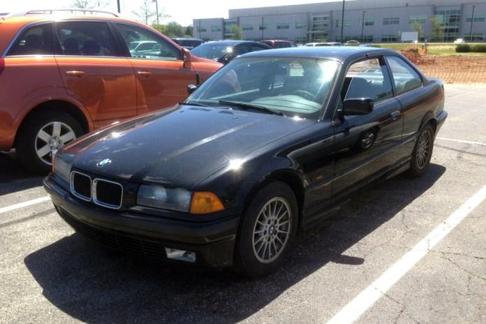 1992-98 BMW 3 series coupe b