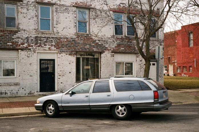 1992 Olds Custom Cruiser