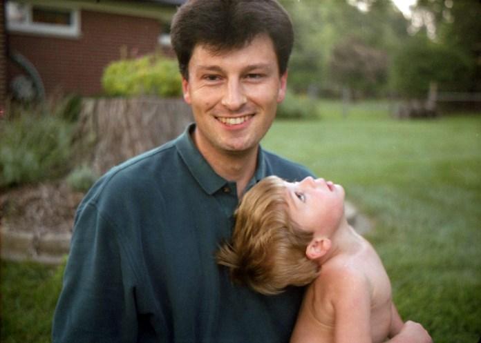 Dad Garrett 2001 b