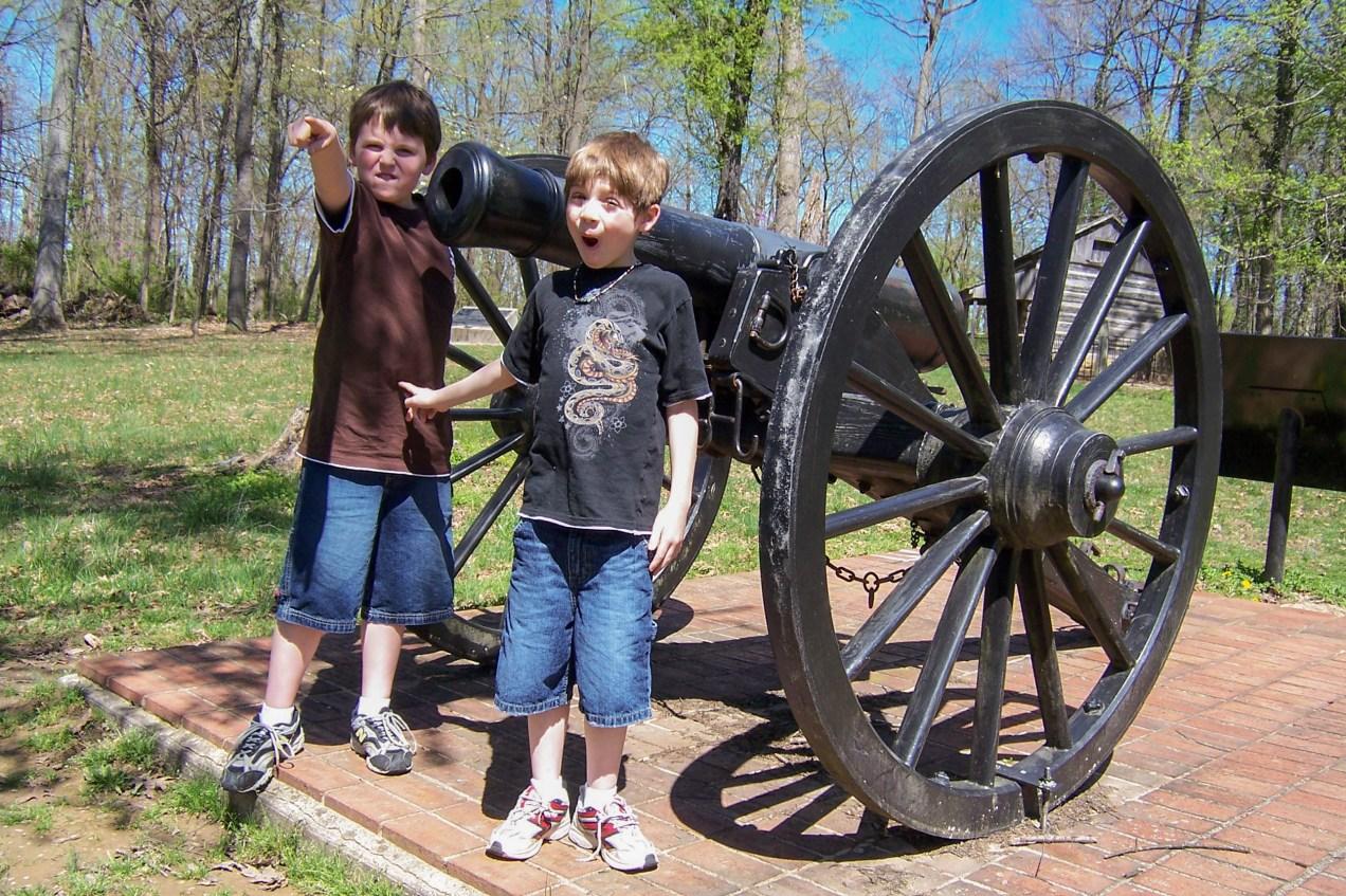 Indiana History Tour 2007