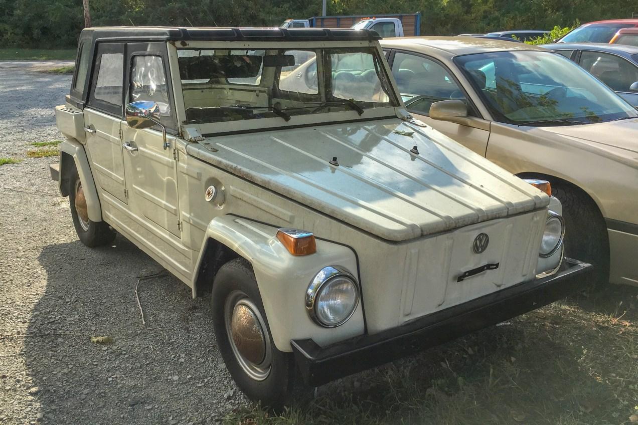 1973-74 VW Thing