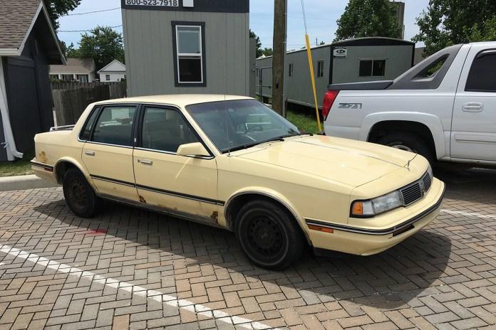1988 Oldsmobile Cutlass Ciera