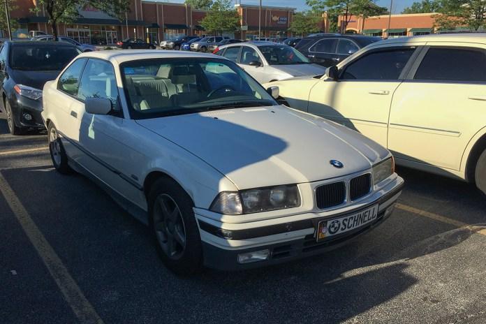 1990-2000 BMW 3 seires