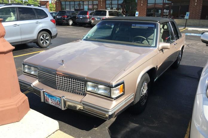 1987-93 Cadillac Coupe deVille