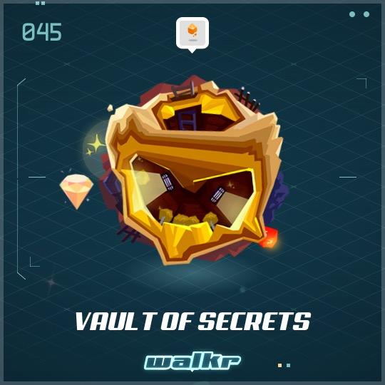 No.045 Vault of Secrets