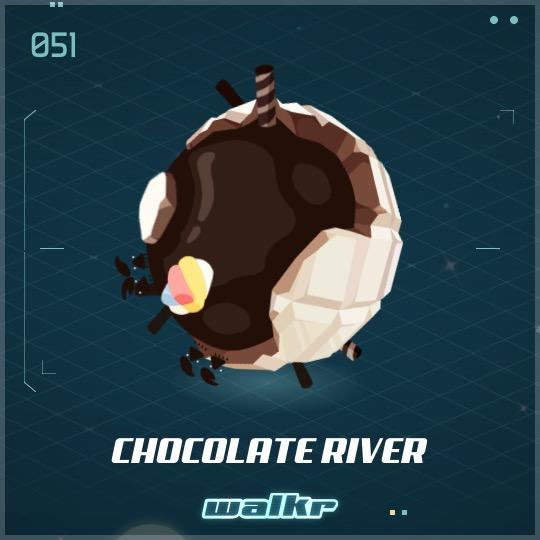No.051 Chocolate River