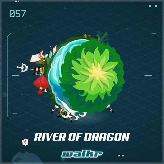 No.057 River of Dragon
