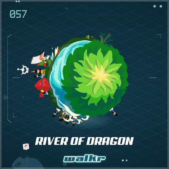 No.057 River of Dragon