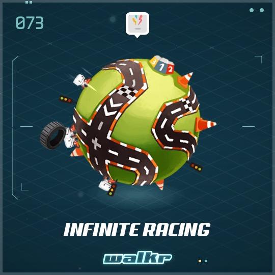 No.073 Infinite Racing