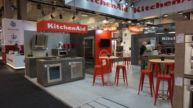 kitchenaid kitchen breakfast bar la foire de paris 2016/2015 : nouveautés électroménager