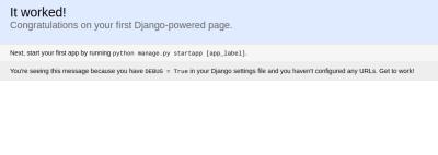 Aplikacja Django