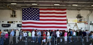 Navy Week: Aboard the USS Abraham Lincoln