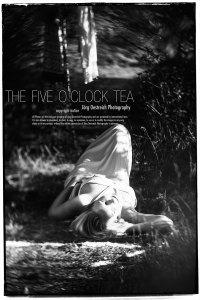 the five o´clock tea