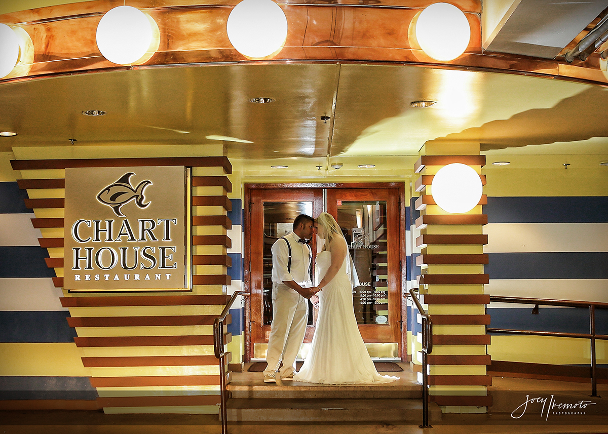 Chart House Redondo Beach Wedding Joey and Kristen