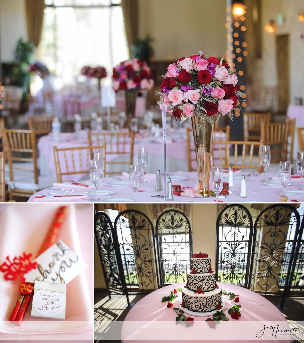 Redondo Beach Historic Library Wedding Ziqing and Cherry