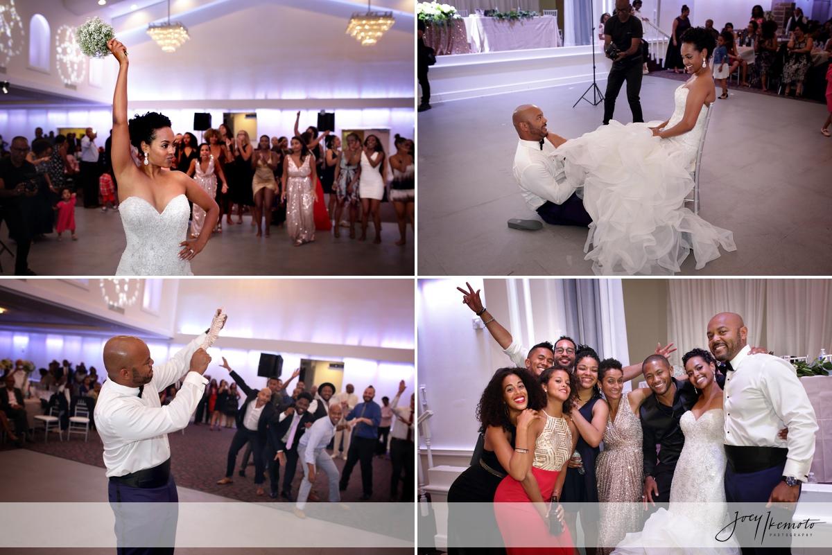 Warner Center Marriott Woodland Hills and Ararat Home Mission Hills Wedding Jason  Teobesta