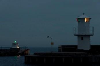 Hafeneinfahrt Skanör