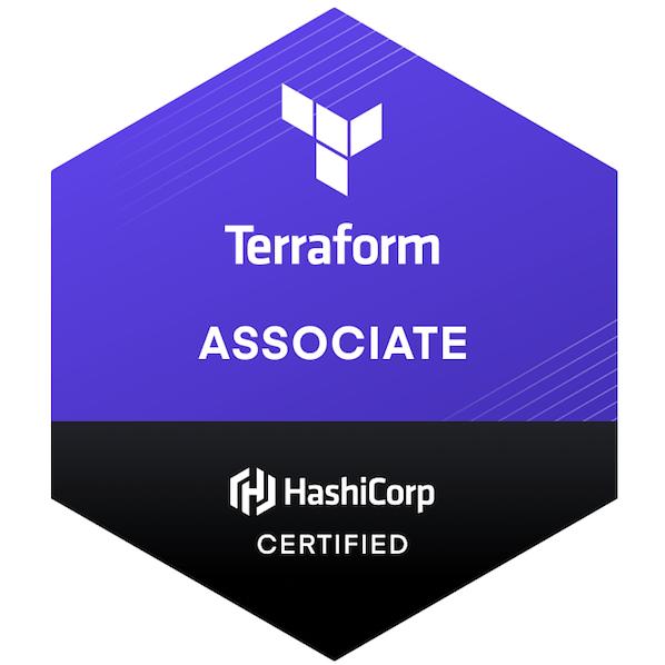 HashiCorp Certified: Terraform Associate