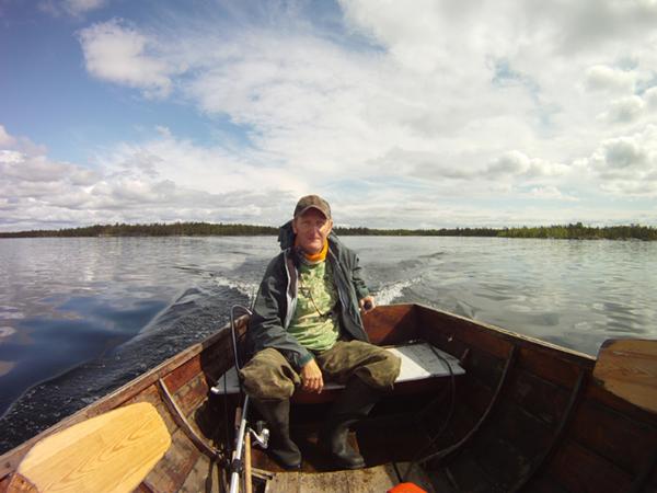 John Hicks Lapland