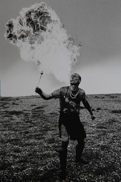 jean paul gaultier FireBlower by john hicks
