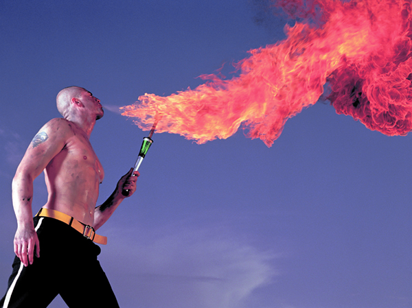 FireBlower by John Hicks for Digital Photographer Story behind The Still